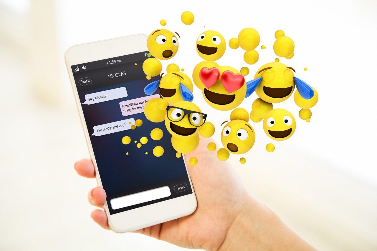 Mit verschiedensten Emojis bleibt keine Emotion mehr verborgen.