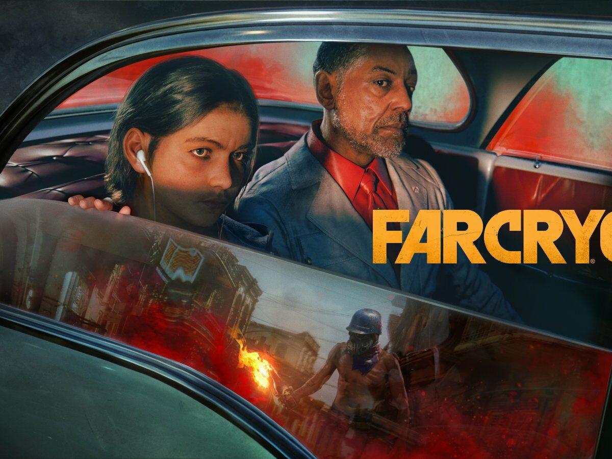 """Far Cry 6"" (2021) Artwork"