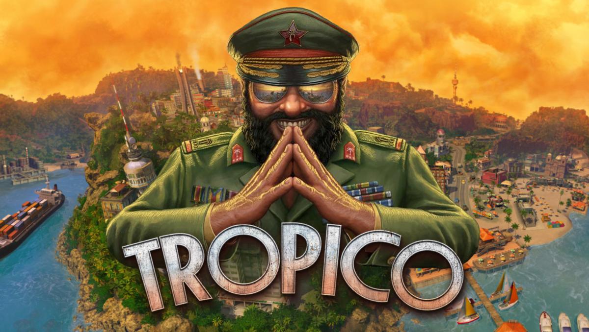 Screenshot aus dem Spiel Tropico