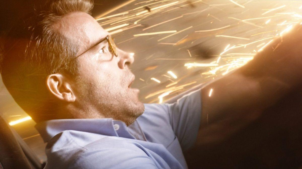 Ryan Reynolds in Free Guy.