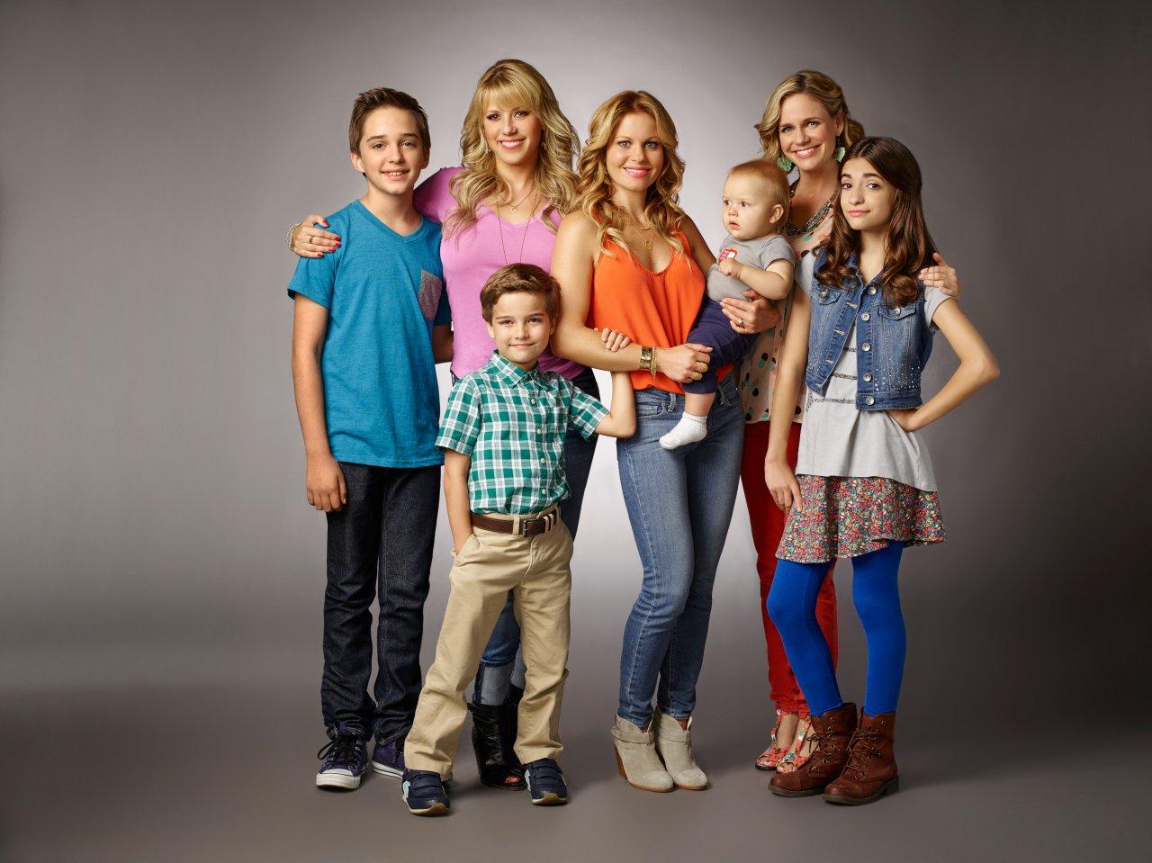 """Mit Staffel 5 von """"Fuller House"""" kündigt sich das Serienfinale an."""