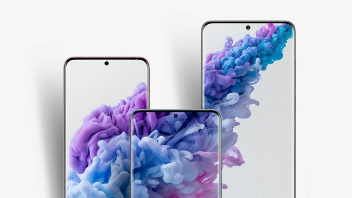 Samsung Galaxy S20 Handys im Vergleich