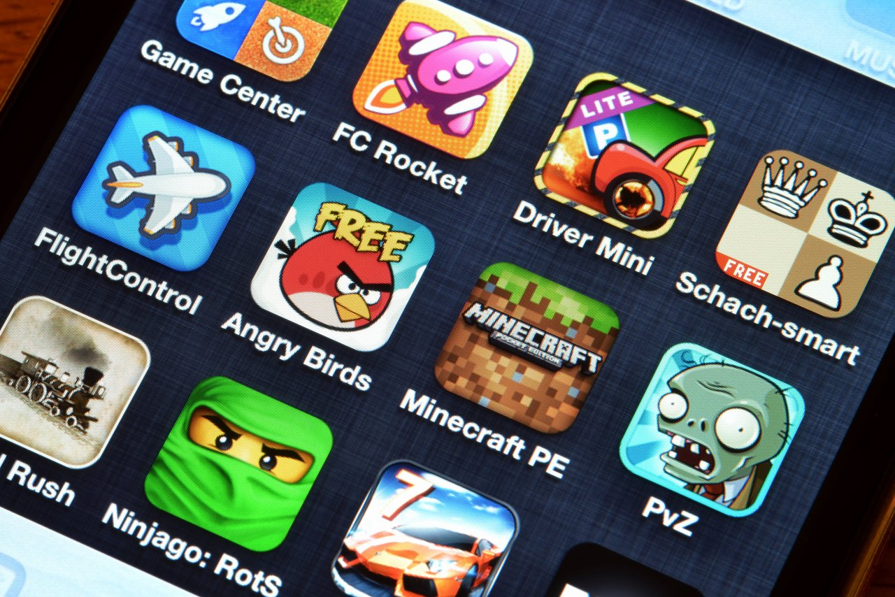 Um Spiele ordentlich genießen zu können, ist ein Gaming-Handy empfehlenswert.