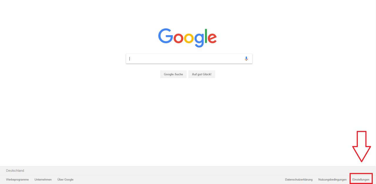 Den Google Verlauf löscht man ganz einfach auf der Google-Seite.