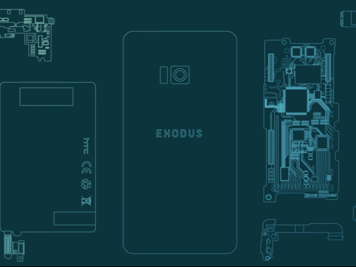 Exodus-Smartphone