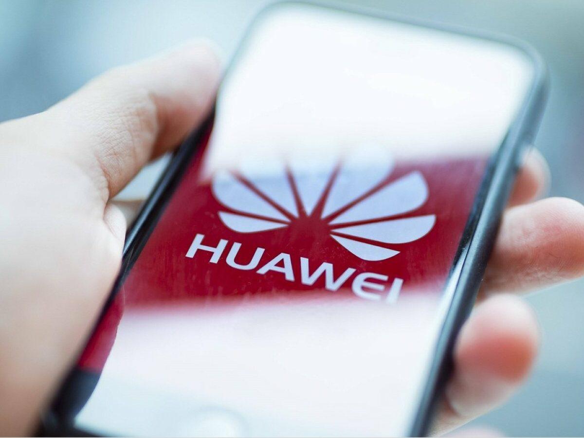 Huawei-Handy.