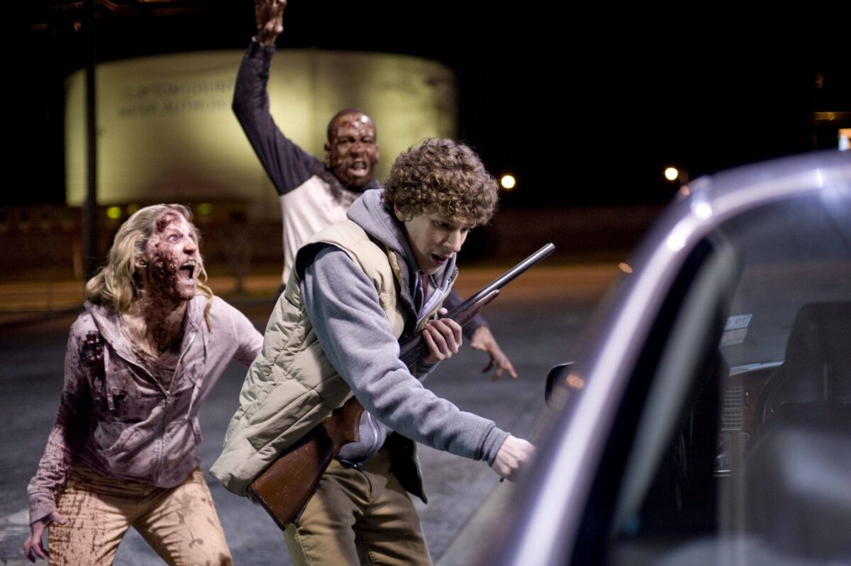 Filmausschnitt aus Zombieland
