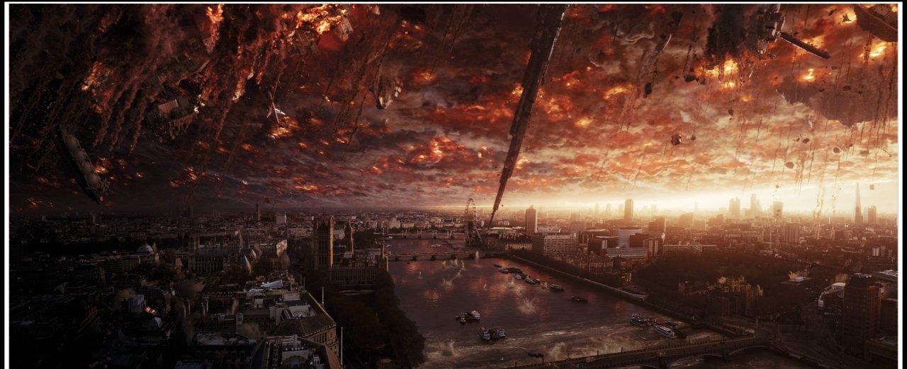 """""""Independence Day: Wiederkehr"""" ist ebenfalls ein Katastrophenfilm von Roland Emmerich."""