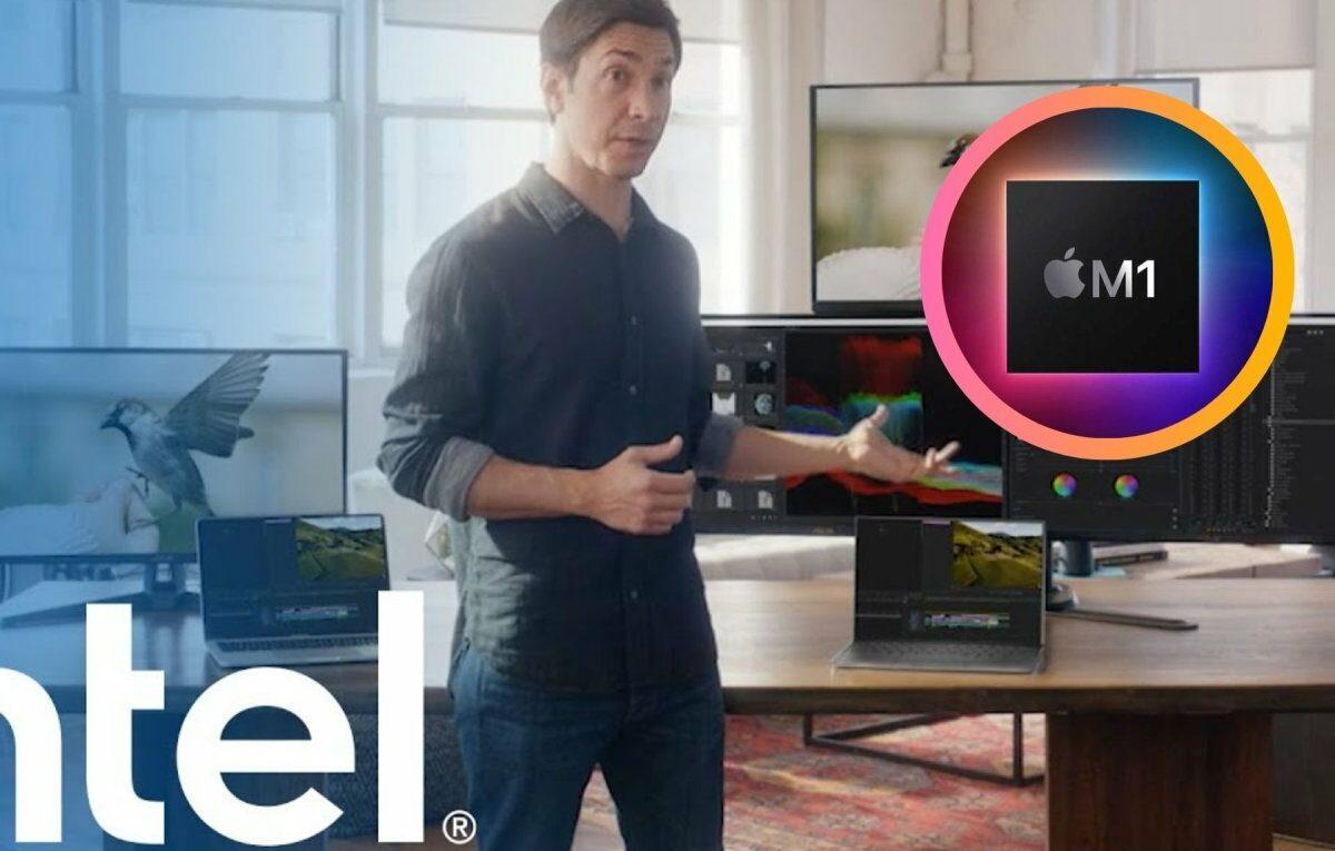 Justin Long in Intels Werbespot