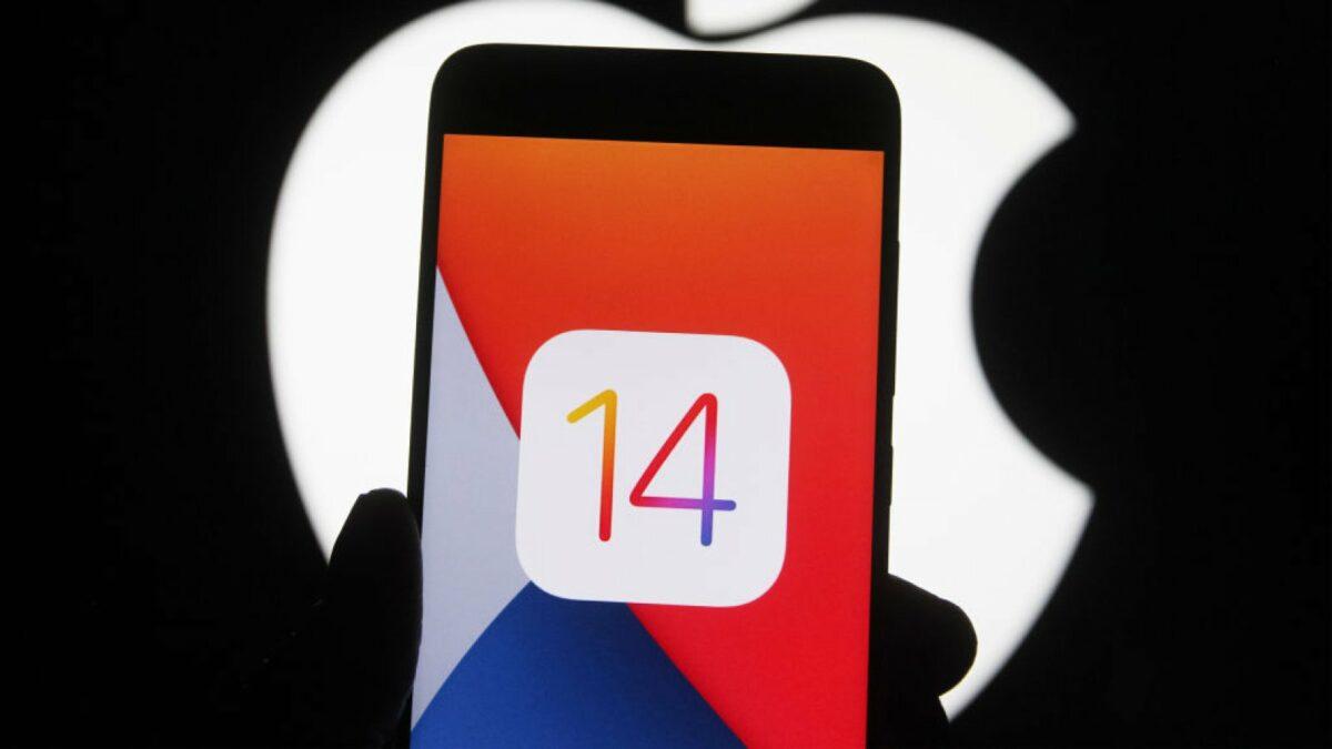 iOS 14-Logo
