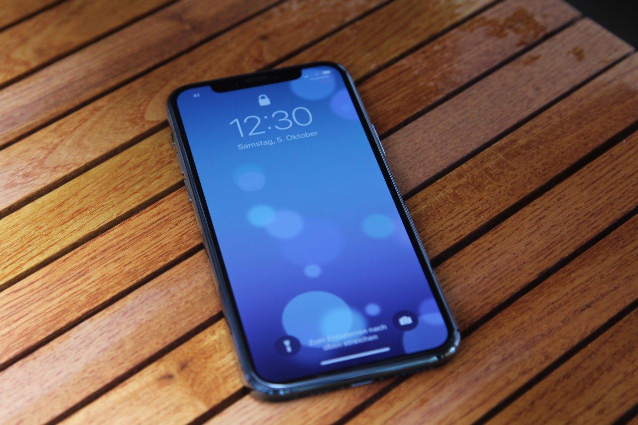 Das iPhone 11 Pro bereitet Nutzern Probleme.