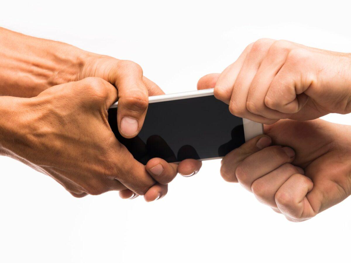 iphone kampf
