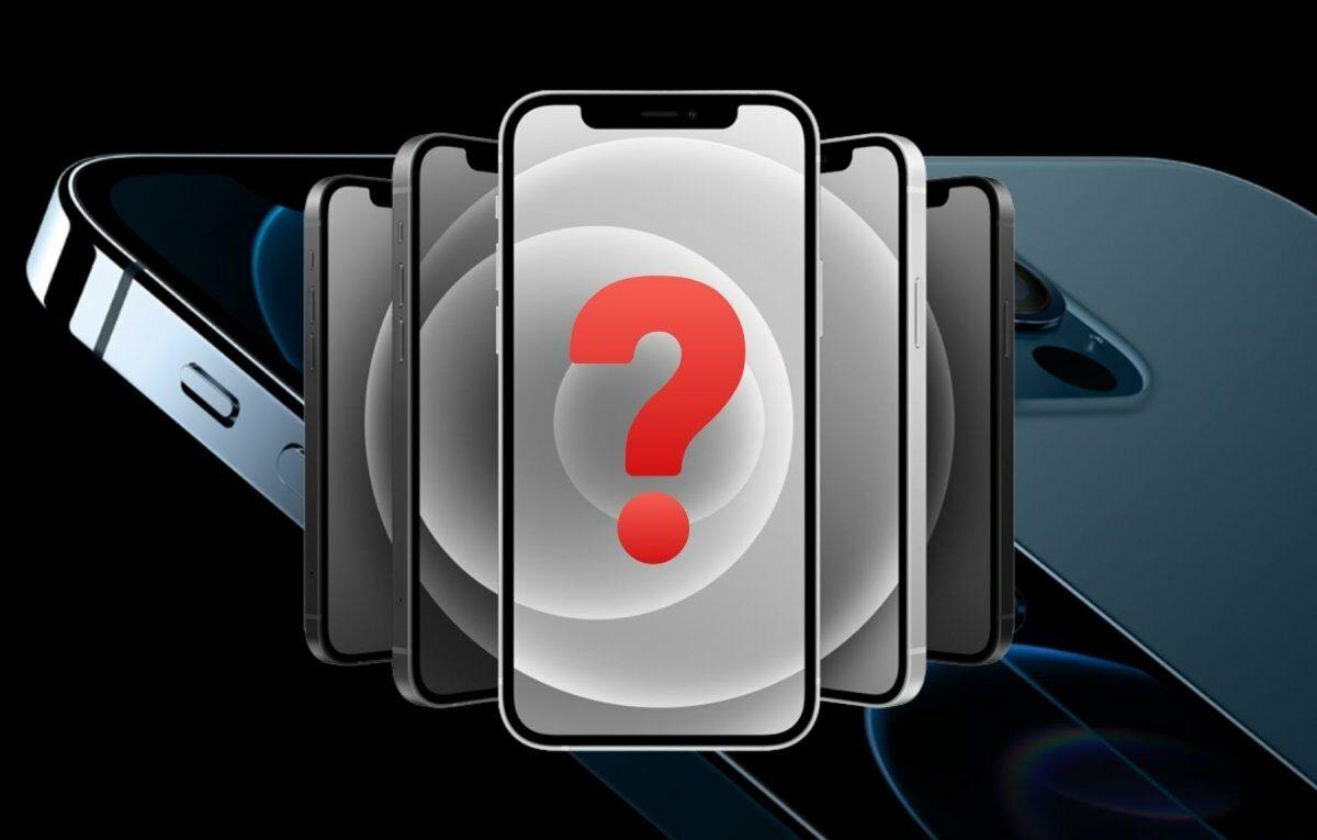iPhone 12-Farbvarianten