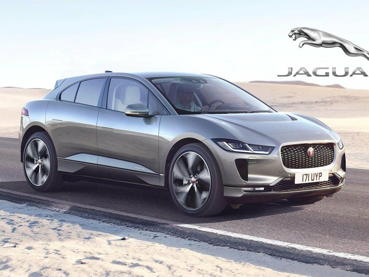 Jaguar E-Auto