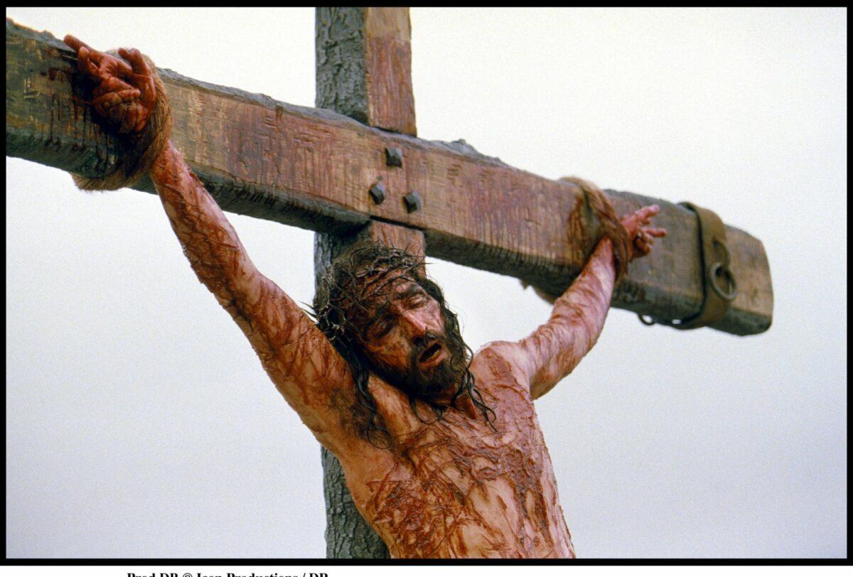 jim caviezel die passion christi