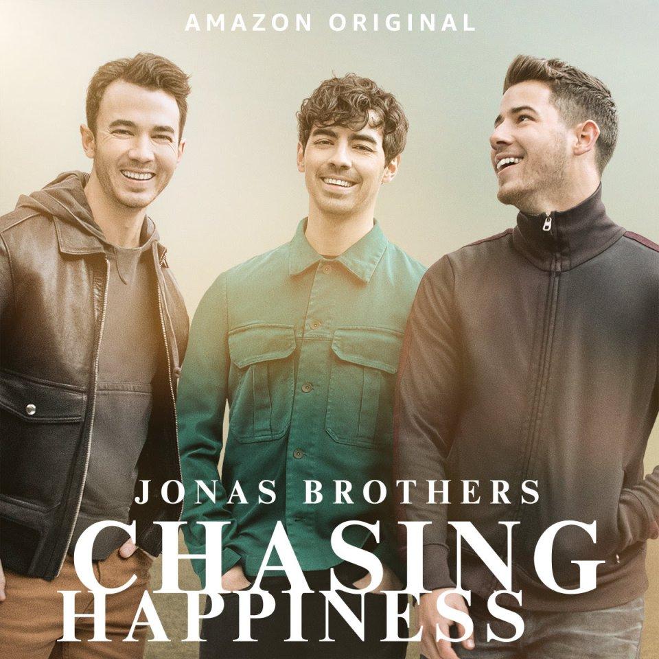 """Die exklusive Prime Dokumentation """"Chasing Happyiness"""" begleitet die drei Jonas Brothers durch die Meilensteine ihres Lebens."""