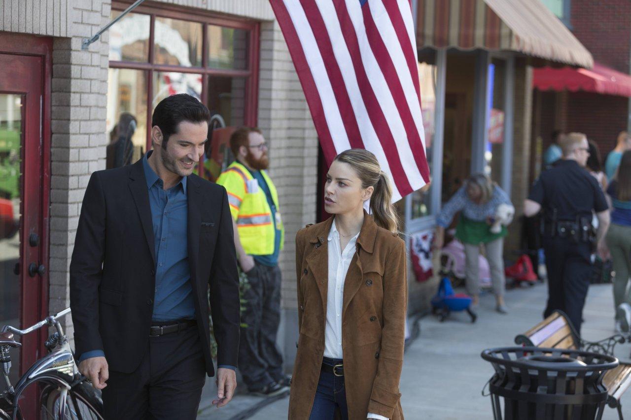 """Werden Lucifer und Chloe in """"Lucifer"""" Staffel 5 endlich zueinander finden? Und auch ihre erste gemeinsame Sexszene haben?"""