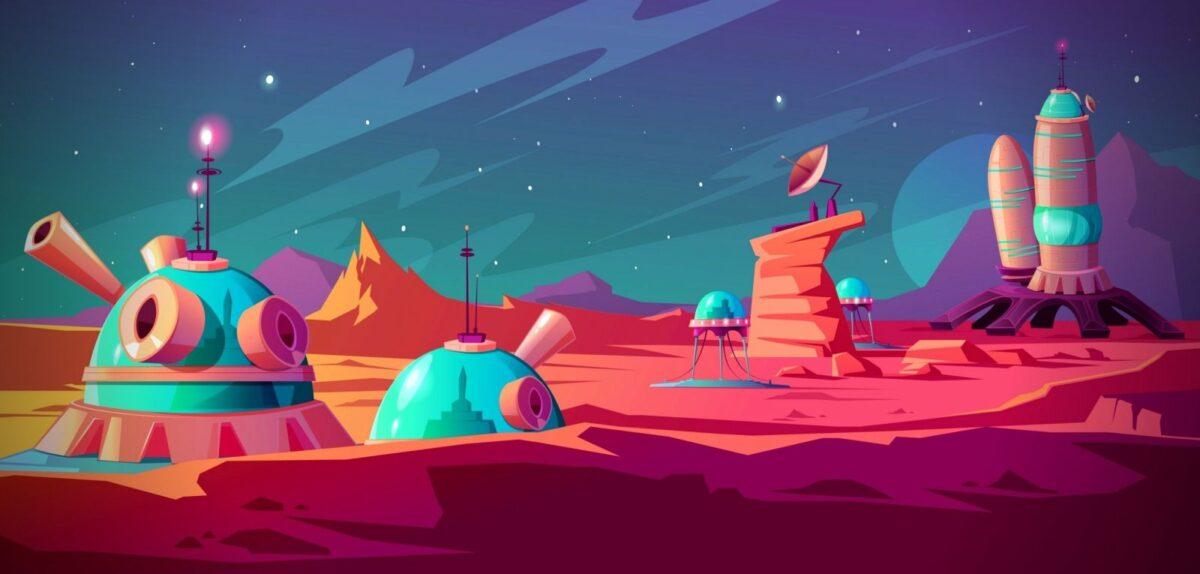 Mars-Kolonie