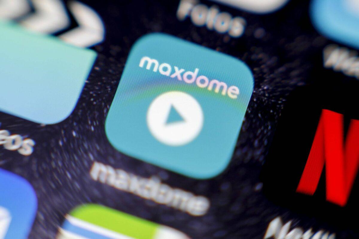 Maxdome App