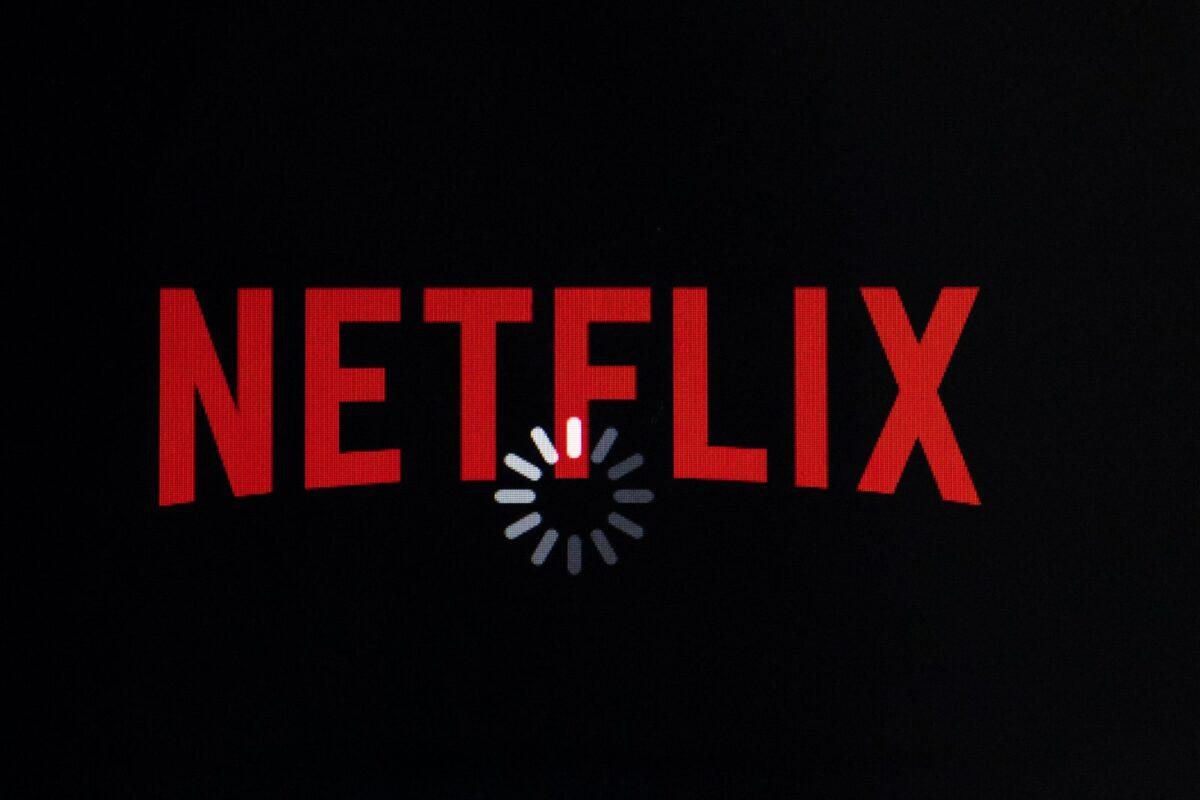 Netflix-Logo lädt