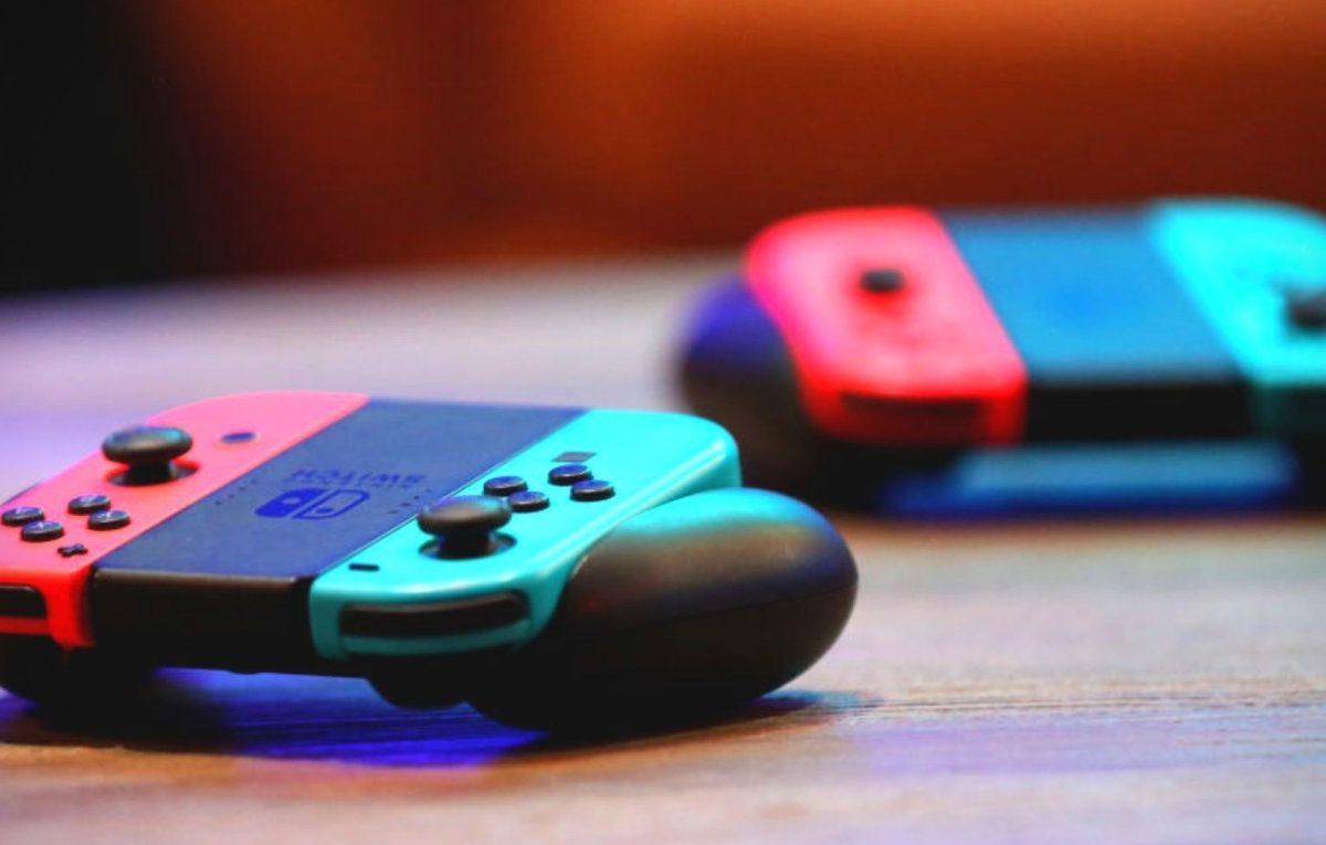 Nintendo Switch-Controller