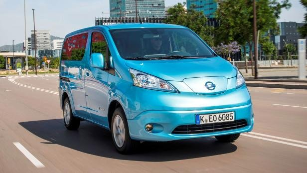 Der Nissan E-NV200 ist nur auf den ersten Blick ein Schnäppchen.