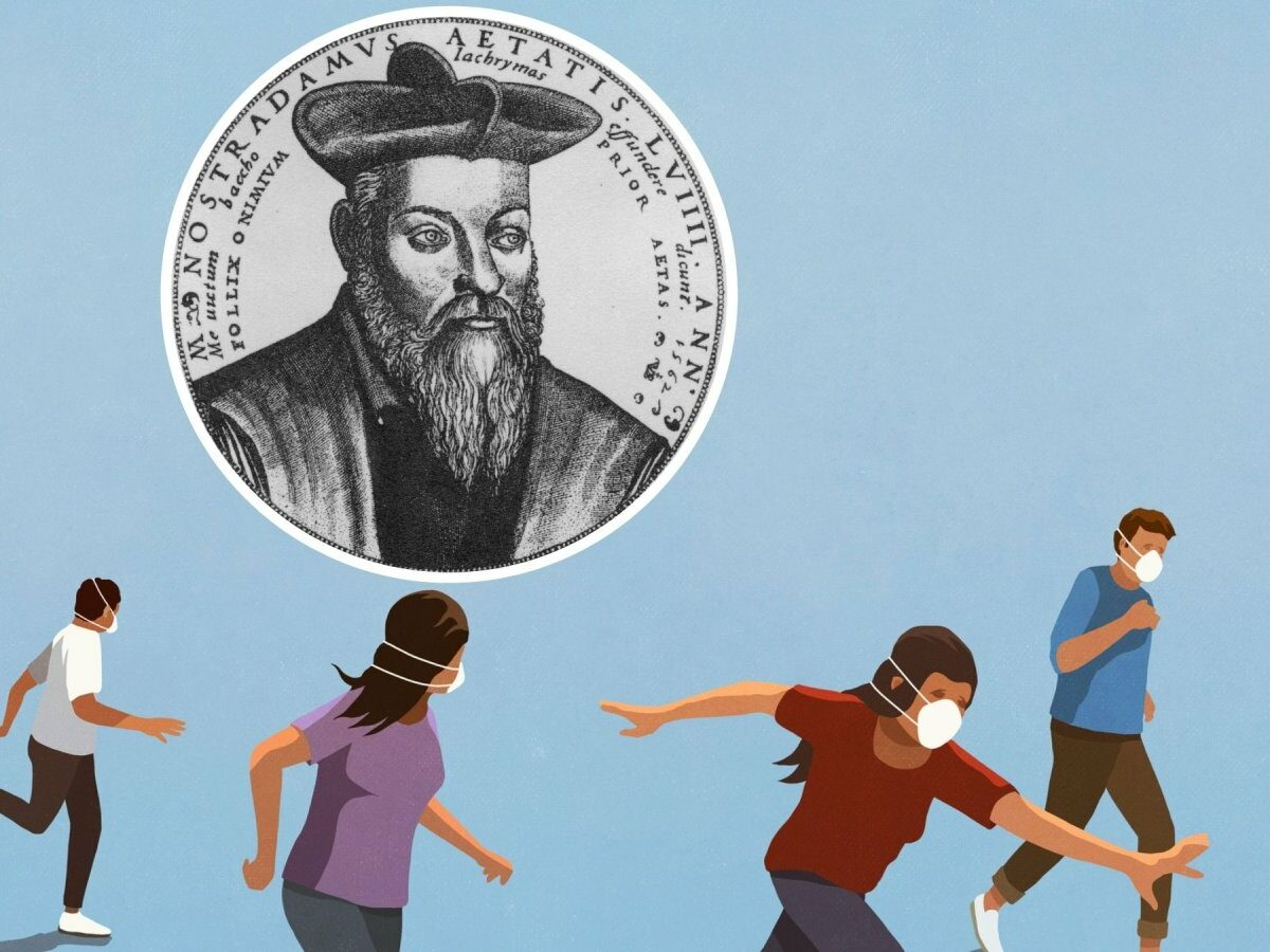 """Michel de Nostredame (alias """"Nostradamus"""")"""