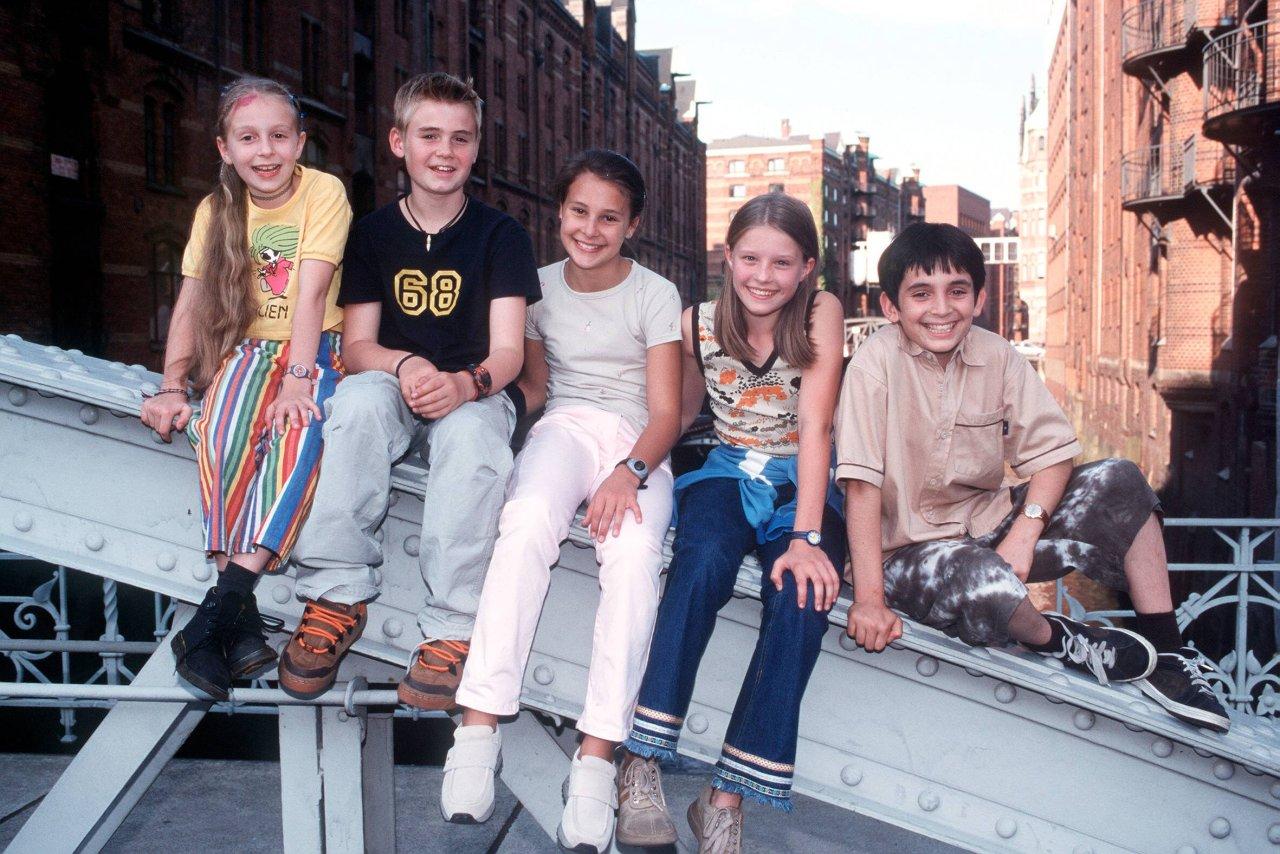 Kent ihr die 5 Pfefferkörner aus Hamurg noch? Diese und viele weitere eurer Kinderserien aus den 90ern könnt ihr jetzt bei Netflix und Co. streamen.