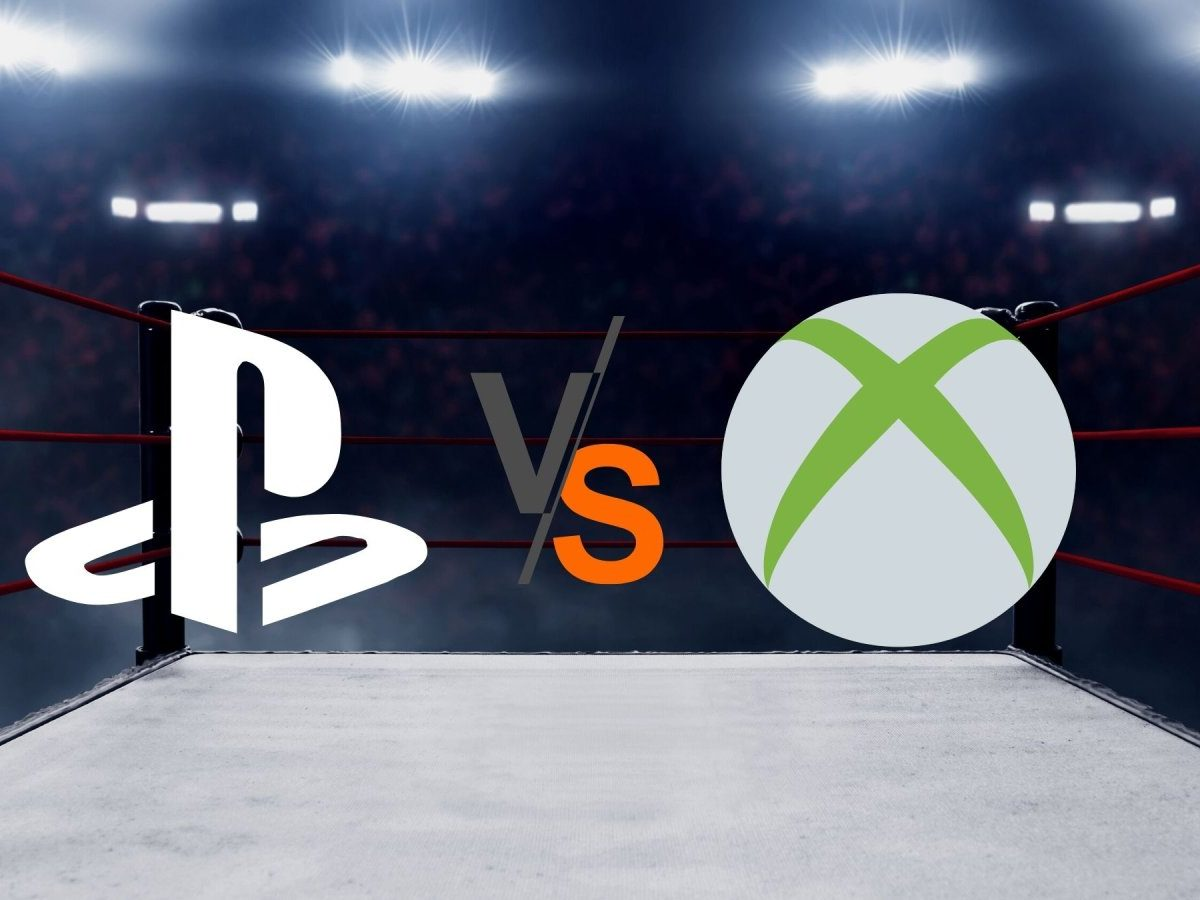Konsolenkrieg zwischen PlayStation und Xbox
