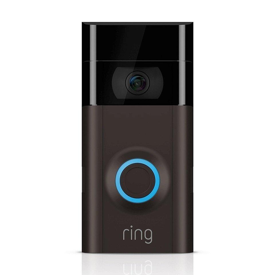 Die Video Doorbell ist als eine Nachrüstlösung für eine Videoklingelanlage mit Gegensprechfunktion gedacht.