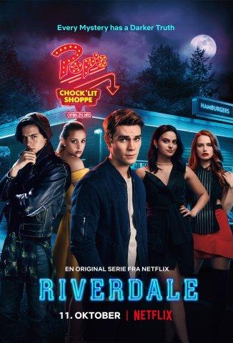 """Jetzt steht der Starttermin für die 4. Staffel von """"Riverdale"""" fest."""