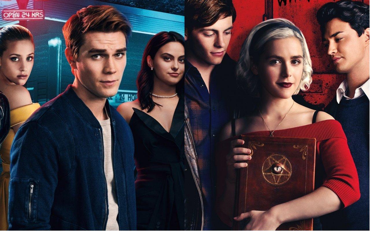"""Werden Archie und Sabrina ein Paar im möglichen Crossover in """"Riverdale"""" Staffel 4?"""