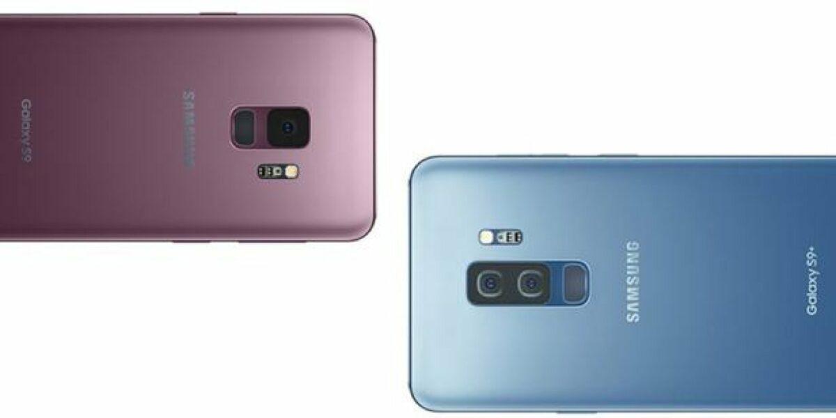 Ein Samsung Smartphone.