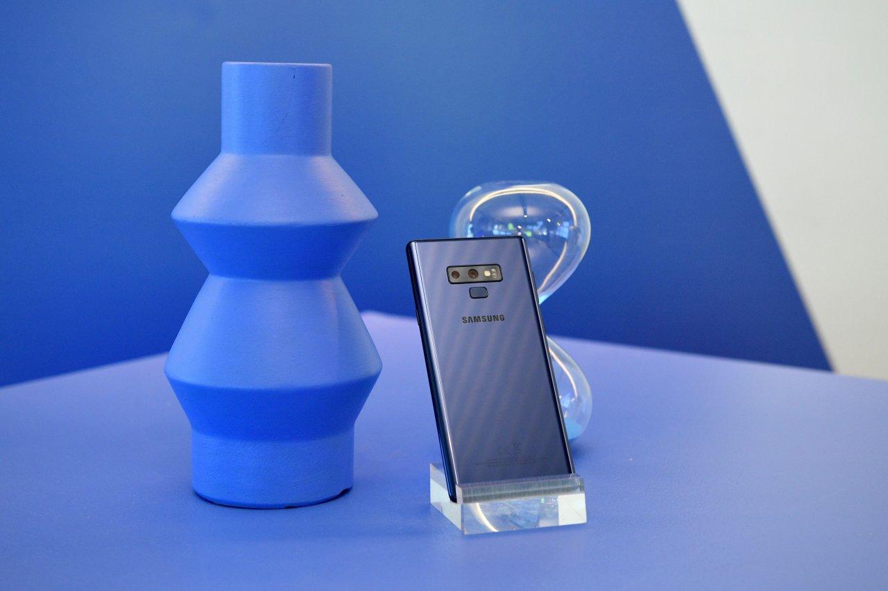 Gutes Handy, dasd Samsungs Galaxy Note 9.