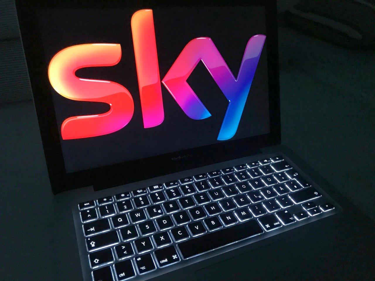 Sky-Probleme: Heute musst du mit einigen rechnen.