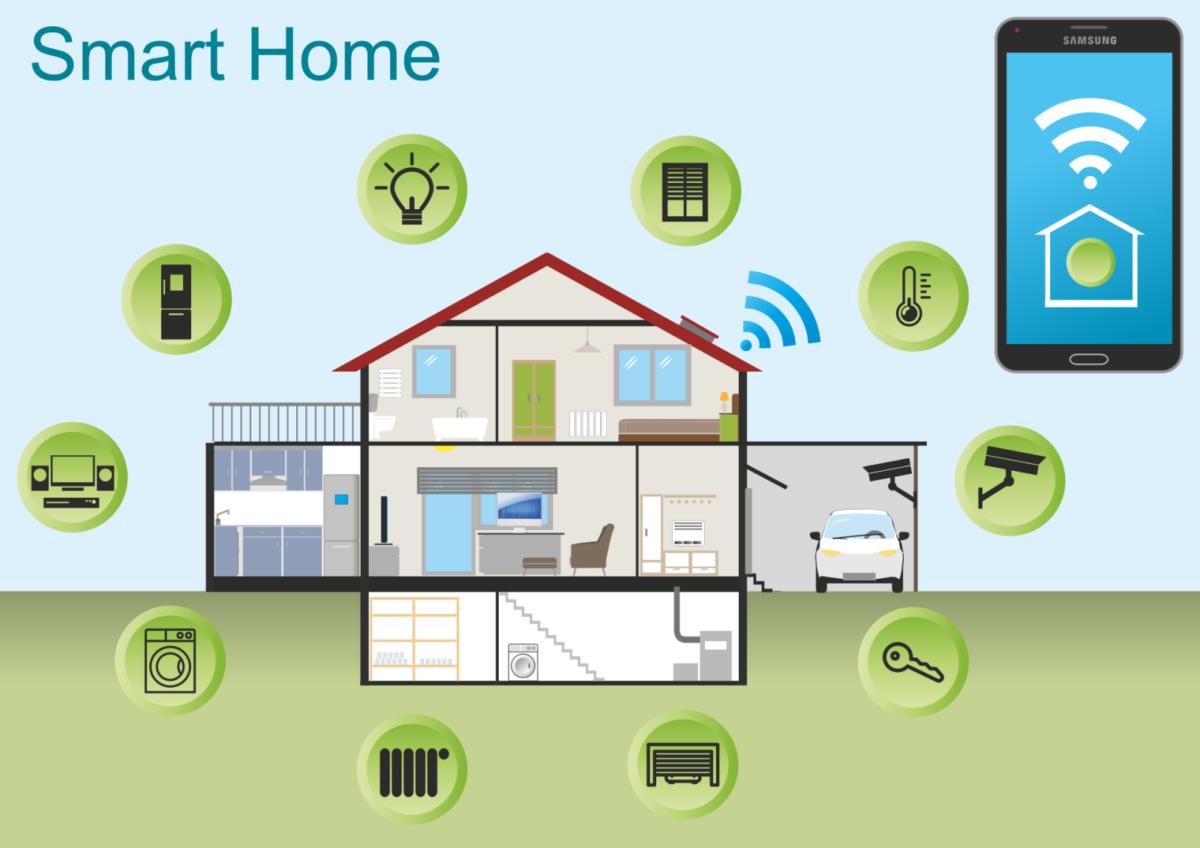 Haussteuerung per Smartphone ist zwar einfach