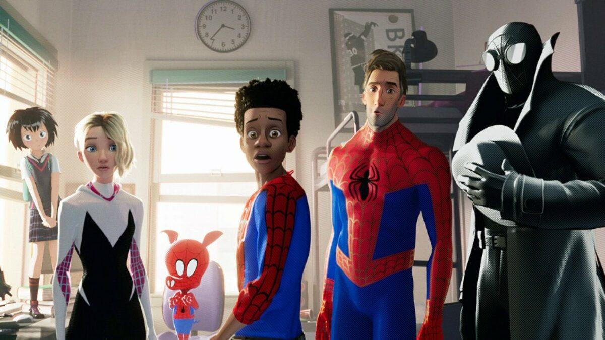 Szenenbild aus Spider-Men: A New Universe.