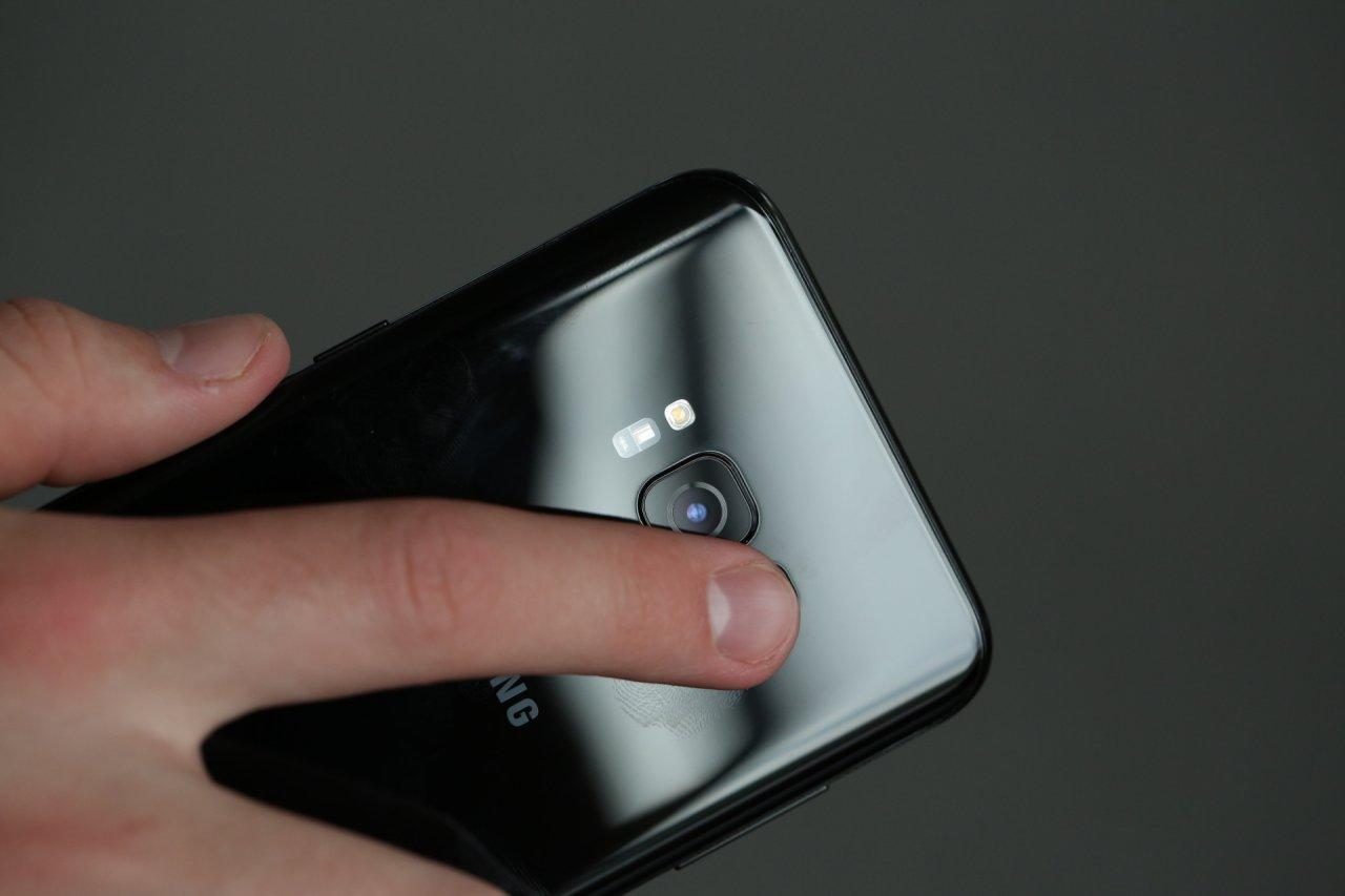 Der Samsung-Hard-Reset ist geglückt.