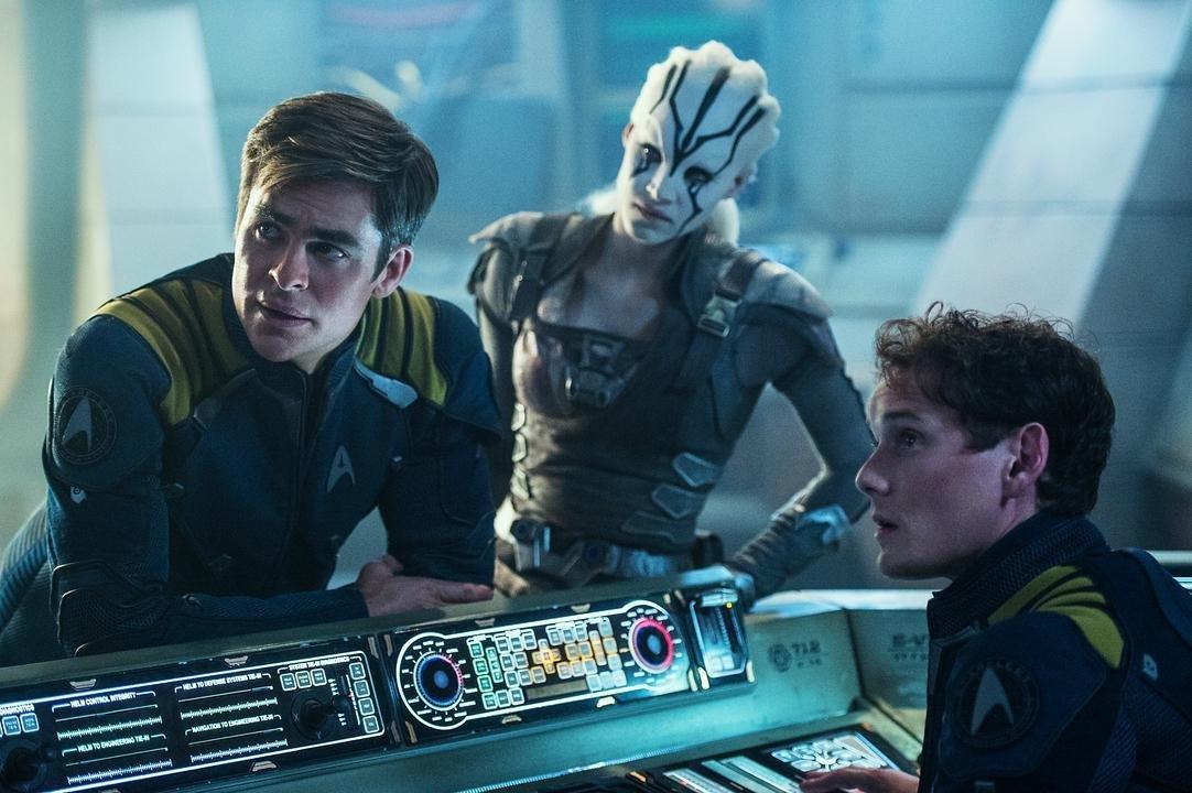 """Mit """"Star Trek 4"""" liefert Paramount einige Überraschungen."""