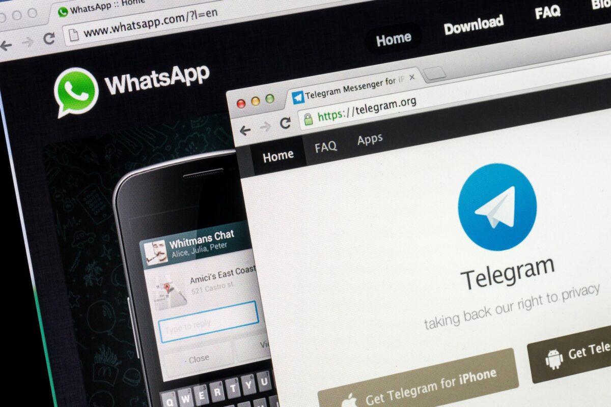 Telegram vs. Whatsapp Kampf der Giganten oder David vs. Goliath ...