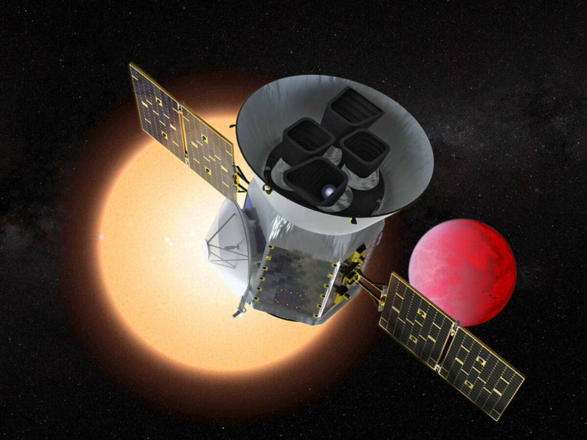 Satellit TESS