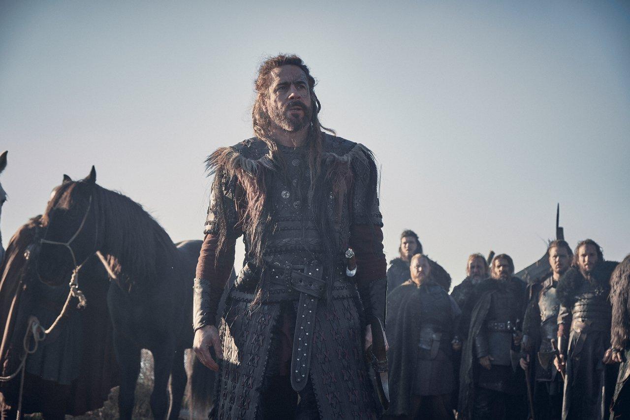"In ""The Last Kingdom"" seht ihr, wie die Wikinger England erobern."