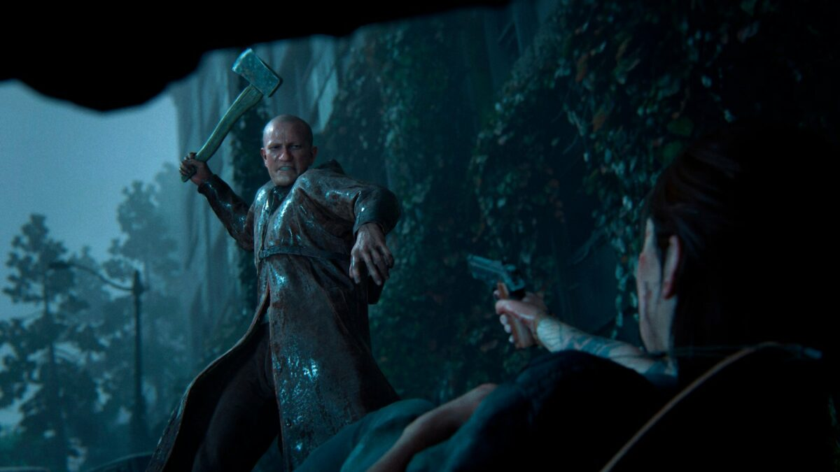 """The Last of Us Part II"" Screenshot"