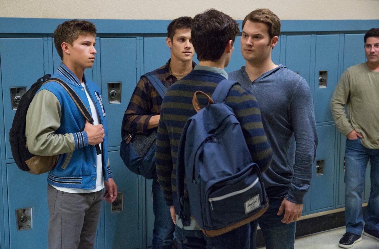 Monty hat sich bisher immer nur hinter dem Schul-Bösewichten Bryce versteckt. In Staffel 3 wird er eine Hauptfigur darstellen.