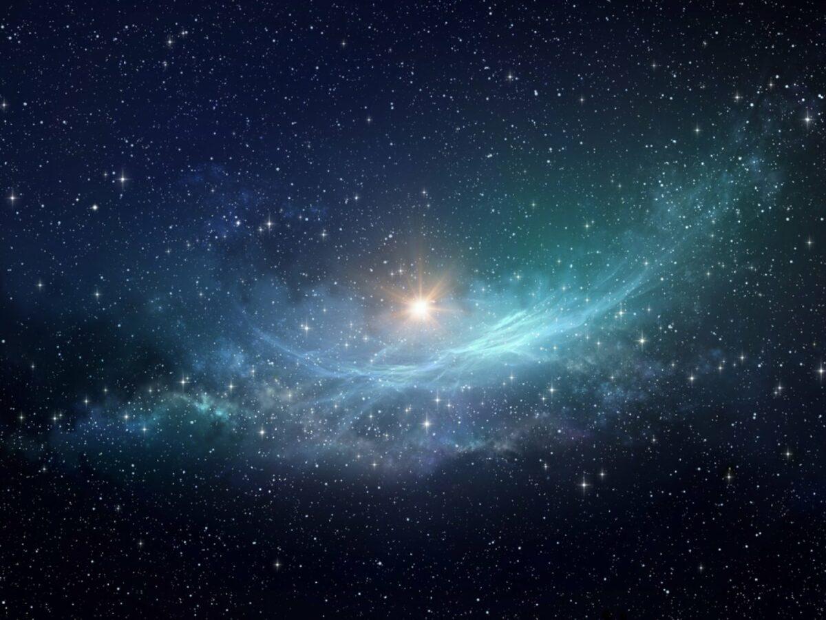 Das Universum.