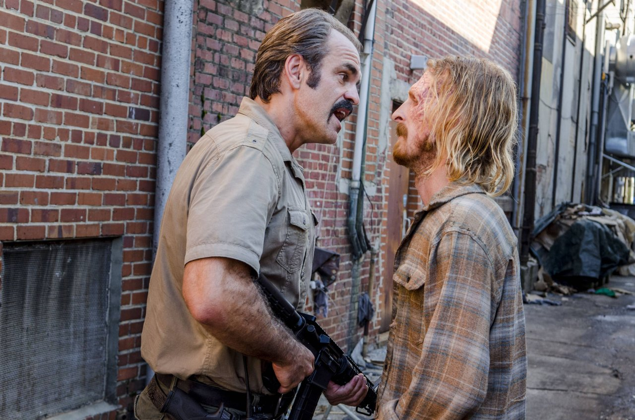 """The Walking Dead"" geht bei Prime in die 5. Staffel."