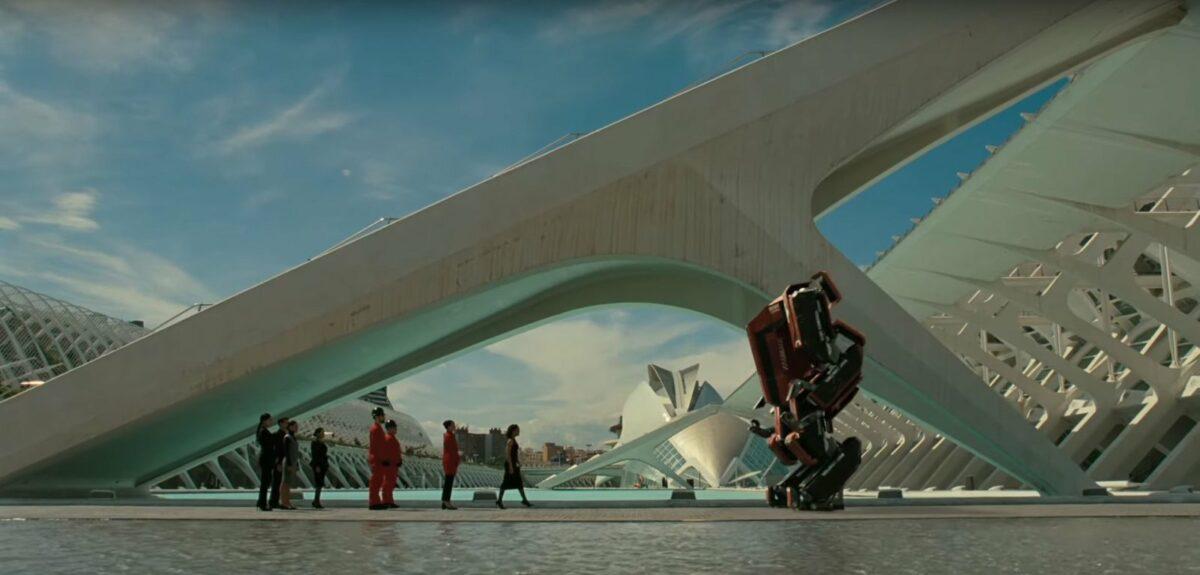 westworld staffel 3 trailer