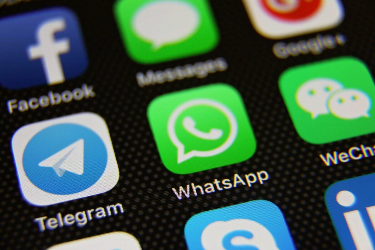 whatsapp telegramm