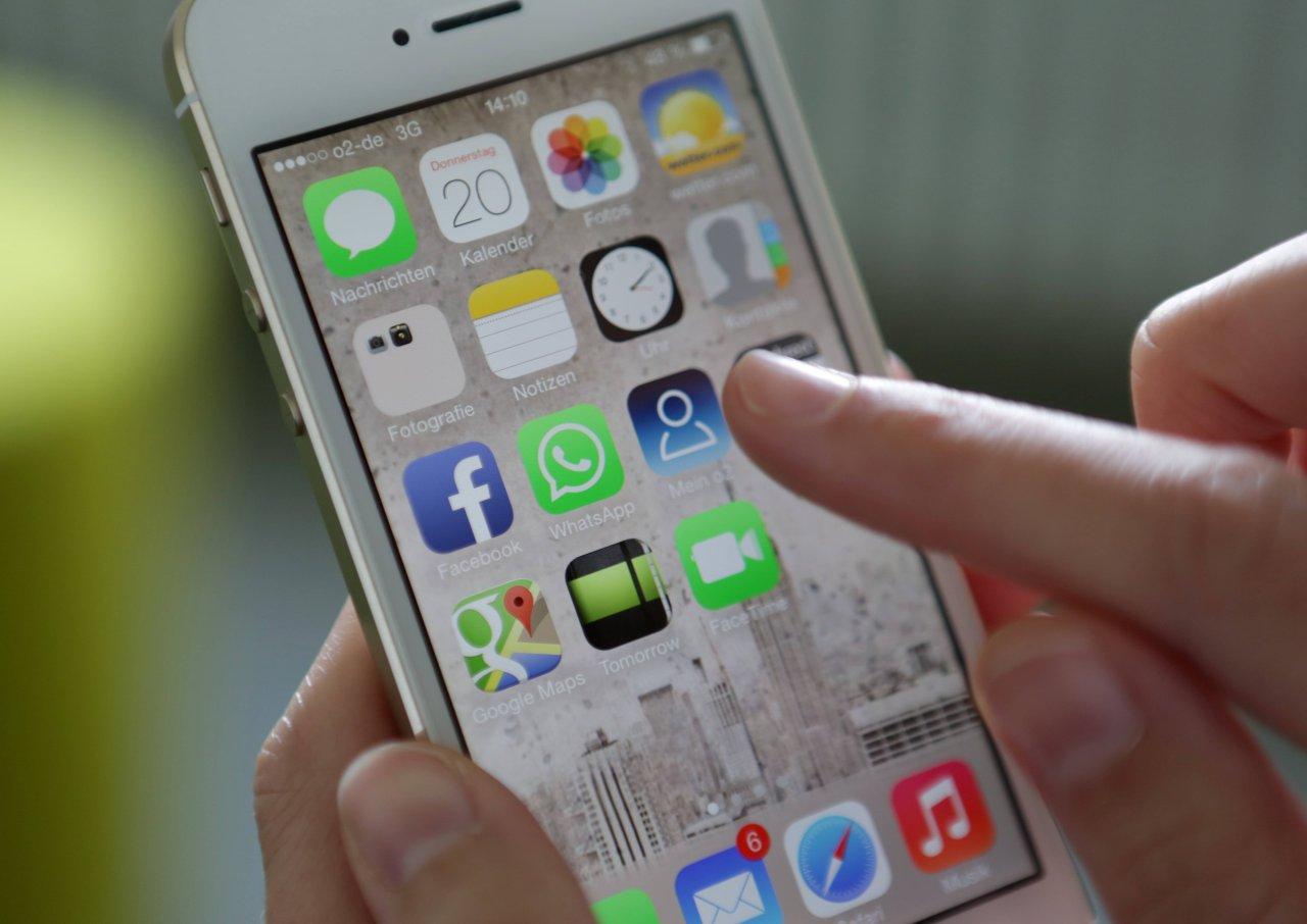 Cookies löschen auf dem iPhone: Geht auch.