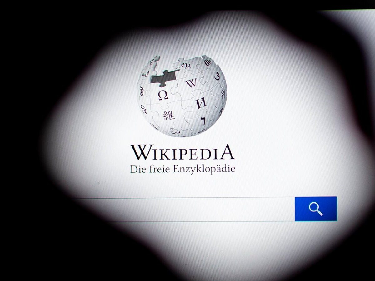 Wikipedia-Seite.